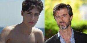 Mattia Di Cara, il giovane commissario Maltese è il sosia di Kim Rossi Stuart