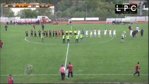 Melfi-Matera Sportube: streaming diretta live, ecco come vedere la partita