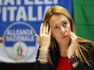 Meloni anti pensioni fra Salvini sovranista e Starace tricolore
