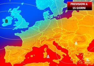 Previsioni meteo, con Hannibal arriva l'estate: caldo estivo al Sud, ma al Nord...