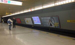 Milano, abbandona il figlio neonato in metro: salvato da un maresciallo della Gdf