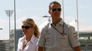 Ricatta moglie di Michael Schumacher con minacce ai figli. Ma dà il suo conto personale e lo scoprono