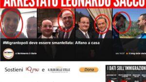 Migrantopoli: M5s e Grillo picchiano duro, a caccia di voti nella riserva della Lega