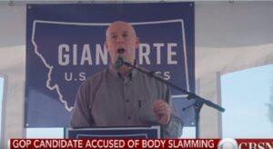 Deputato Montana aggredisce giornalista Guardian che registra tutto