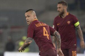 Radja Nainggolan dedica il gol alla Juventus a Oliviero Beha e alla sua famiglia
