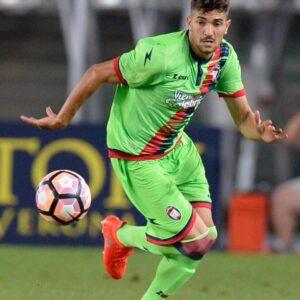 Crotone, Andrea Nalini: dal reparto wurstel alla sfida alla Juventus