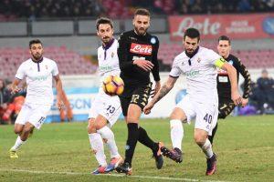 Napoli-Fiorentina streaming - diretta tv, dove vederla (Serie A)