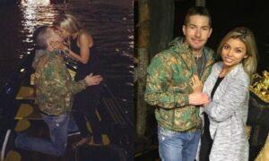 Nicky Hayden e Jacqueline Marin, un anno fa lui le fece la proposta a Venezia