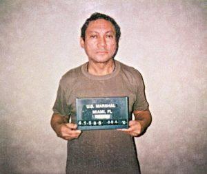 Manuel Noriega, morto ex dittatore di Panama che gli Usa arrestarono per narcotraffico