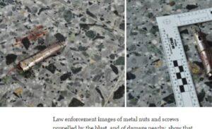 Attentato Manchester, New York Times pubblica FOTO bomba. E gli inglesi si incaz...