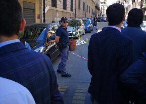 Palermo, agguato di mafia: boss Giuseppe Dainotti ucciso con un colpo in testa