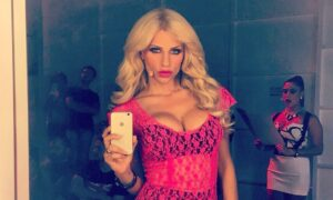 Paola Caruso (foto Instagram)