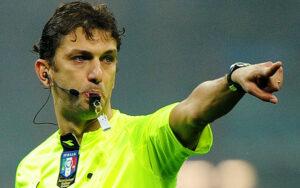 Coppa Italia, Juventus-Lazio sarà arbitrata da Tagliavento. Tifosi biancocelesti infuriati