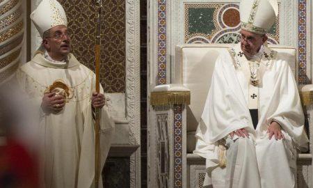 Papa Francesco nomina monsignor Angelo De Donatis vicario generale di Roma