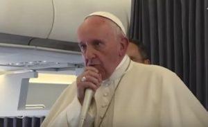 "YOUTUBE Papa Francesco contro Medjugorje: ""Non credo a Madonna ufficio telegrafico"""
