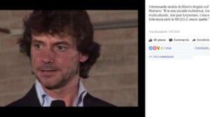 """Alberto Angela divulgatore a sua insaputa della destra sovranista: """"Caduta Impero Romano..."""""""