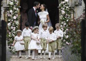 """Pippa Middleton, testimone dello sposo: """"Serra il c… quando sali le scale"""""""