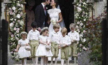 """Pippa Middleton, testimone dello sposo: """"Serra il c... quando sali le scale"""""""