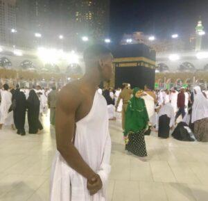 """Paul Pogba a La Mecca per l'inizio del ramadan: """"E' la cosa più bella che ho visto in vita mia"""""""