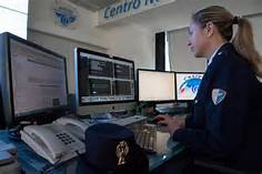Un centro della Polizia Postale