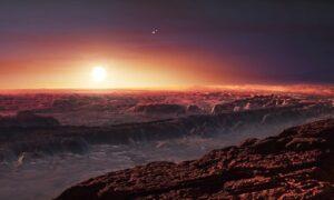 Proxima B, l'esopianeta simile alla Terra ha un'atmosfera
