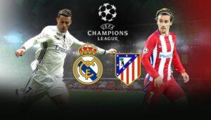 Real Madrid-Atletico Madrid streaming, dove vederla in diretta