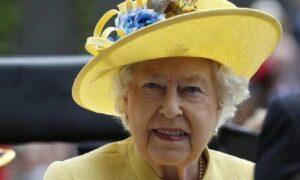 La regina Elisabetta (foto Ansa)
