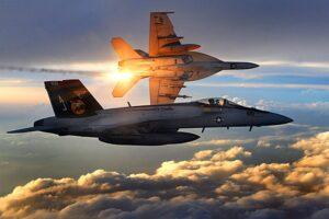 Cina, tensione nei cieli: caccia cinesi intercettano aereo Usa