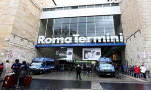 Roma, blackout a Termini: display e terminali bloccati