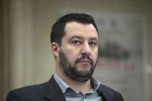 """Matteo Salvini sceglie De André per il convegno a Genova: """"Lo adoro"""""""