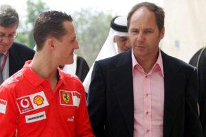 """Michael Schumacher, Gerhard Berger: """"Le sue condizioni? Credo nel miracolo"""""""