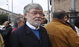 Sergio Cofferati ricoverato per problemi cardiaci: sarà operato l'11 maggio