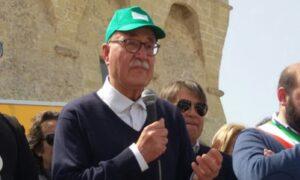 Giuseppe Serravezza (foto Ansa)