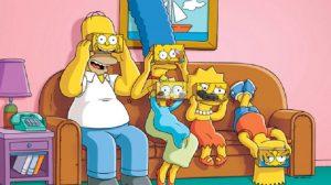 I Simpson festeggiano 30 anni e rifanno la sigla di The Big Bang Theory