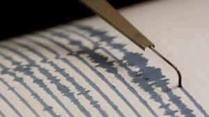 Terremoto: scossa di magnitudo 3.4 nell'Adriatico, vicino Vasto