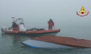 """Venezia: corpo affiora in laguna, il pescatore lo riconosce: «""""È il mio amico Marco Rossi"""""""
