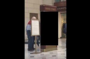 YOUTUBE Film a luci rosse nella stazione di Washington: attacco hacker?