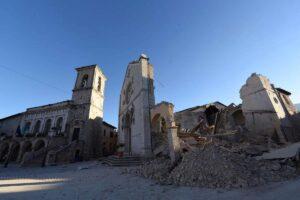 Terremoto, a Norcia sequestrato il Centro operativo del Comune: 11 indagati