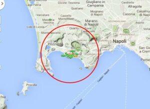 Terremoto, crolli e maremoto a Pozzuoli: al via l'esercitazione Efesto 2017