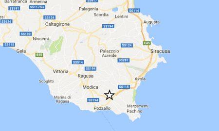 Terremoto Ragusa, scossa del 2.8 tra Ispica e Rosolini