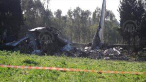 Colombia, piccolo aereo militare si schianta: 8 morti