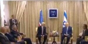 Trump non sa che Israele è in Medio Oriente: gaffe diventa virale