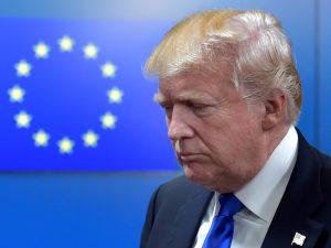 """Trump a Bruxelles: """"I tedeschi sono cattivi, molto cattivi"""""""