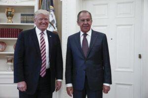"""Trump smentisce Casa Bianca e Cremlino: sì, ai russi ho detto e dico quello che mi pare"""""""