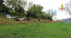 Vicenza, precipita ultraleggero: morto pilota di 67 anni