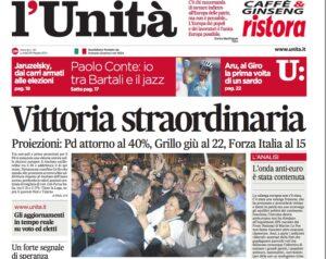 """L'Unità di nuovo in sciopero, Fnsi: """"Editore ha superato ogni limite"""""""
