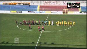 Vibonese-Messina Sportube: streaming diretta live, ecco come vedere la partita