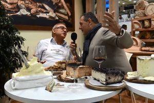 Vissani intervista Beppino Occelli: la storia dei formaggi italiani! VIDEO