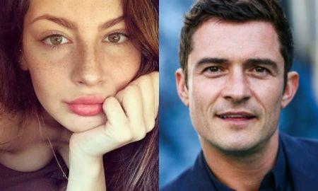 Viviana Ross, cameriera licenziata dopo una notte d'amore con Orlando Bloom01