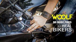 Woolf, il braccialetto anti-multe: vibra quando autovelox è vicino